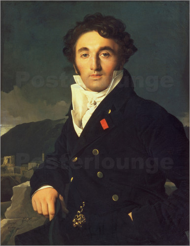 jean-auguste-dominique-ingres-portrait-of-charles-cordier copy