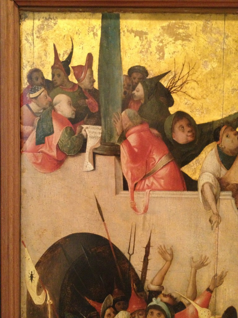 The Mocking of Christ, early 16th century, attributed to Hieronymus Bosch