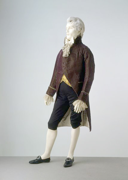 1790s fashion men